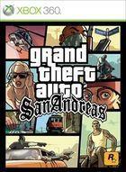Portada oficial de de Grand Theft Auto: San Andreas XBLA para Xbox 360