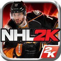 Portada oficial de NHL 2K para Android