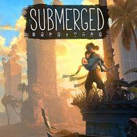 Portada oficial de Submerged para PS4