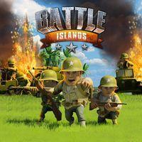 Portada oficial de Battle Islands para PS4