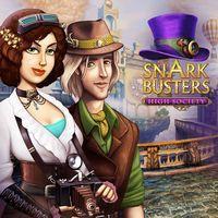 Portada oficial de Snark Busters: High Society PSN para PS3