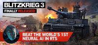 Portada oficial de Blitzkrieg 3 para PC