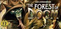 Portada oficial de The Forest of Doom para PC
