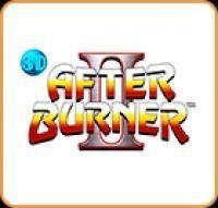 Portada oficial de 3D After Burner II eShop para Nintendo 3DS