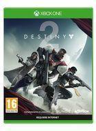 Portada oficial de de Destiny 2 para Xbox One