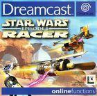 Portada oficial de de Star Wars Episode 1: Racer para Dreamcast