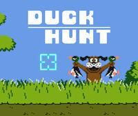 Portada oficial de Duck Hunt CV para Wii U