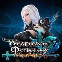 Portada oficial de Weapons of Mythology New Age para PS4
