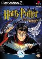 Portada oficial de de Harry Potter y la Piedra Filosofal para PS2