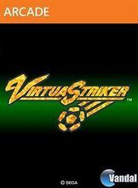 Portada oficial de Virtua Striker XBLA para Xbox 360