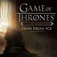 Portada oficial de Game of Thrones: A Telltale Games Series - Episode 1: Iron From Ice para PS4