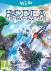 Portada oficial de Rodea the Sky Soldier para Wii U