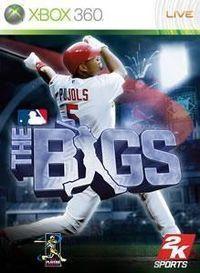 Portada oficial de The Bigs para Xbox 360