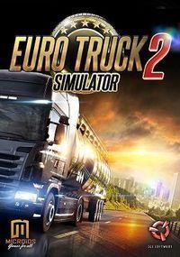 Portada oficial de Euro Truck Simulator 2 para PC