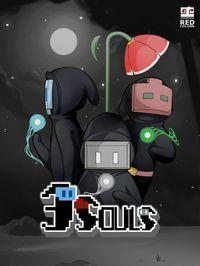 Portada oficial de 3Souls eShop para Wii U