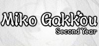 Portada oficial de Miko Gakkou: Second Year para PC