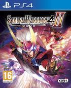 Portada oficial de de Samurai Warriors 4-II para PS4
