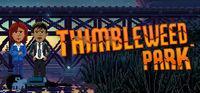 Portada oficial de Thimbleweed Park para PC