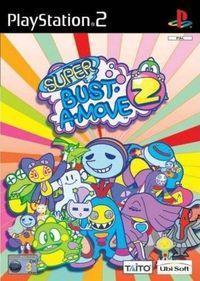 Portada oficial de Super Bust-a-Move para PS2