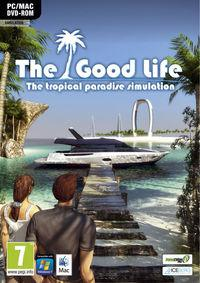 Portada oficial de The Good Life para PC