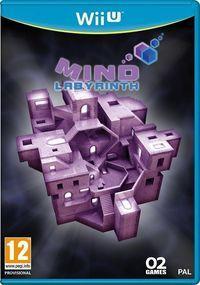 Portada oficial de Mind Labyrinth para Wii U