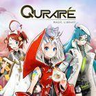 Portada oficial de de Qurare: Magic Library para PS4