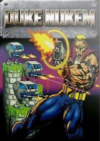 Portada oficial de Duke Nukem para PC