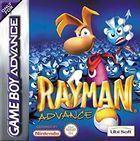 Portada oficial de de Rayman Advance para Game Boy Advance