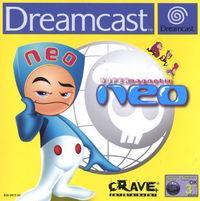 Portada oficial de Super Magnetic Neo para Dreamcast
