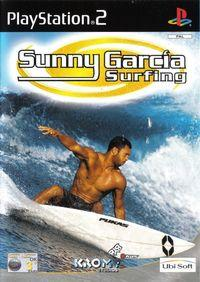 Portada oficial de Sunny Garcia Surfing para PS2