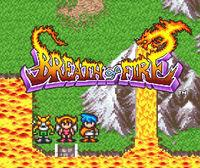 Portada oficial de Breath of Fire CV para Wii U