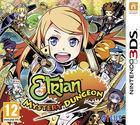 Portada oficial de de Etrian Mystery Dungeon para Nintendo 3DS