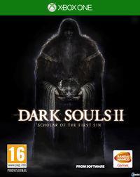 Portada oficial de Dark Souls II: Scholar of the First Sin para Xbox One