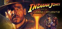 Portada oficial de Indiana Jones and the Fate of Atlantis para PC