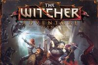 Portada oficial de The Witcher Adventure Game para PC