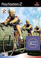 Portada oficial de de Tour De France para PS2