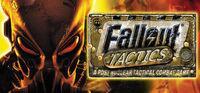 Portada oficial de Fallout Tactics: Brotherhood of Steel para PC