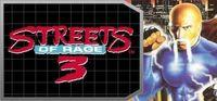Portada oficial de Streets of Rage 3 para PC