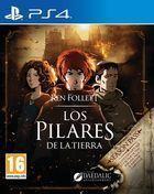 Portada oficial de de Los pilares de la Tierra para PS4
