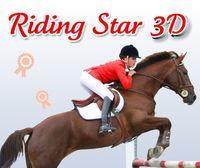 Portada oficial de Riding Star 3D eShop para Nintendo 3DS