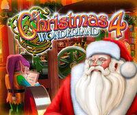 Portada oficial de Christmas Wonderland 4 eShop para Nintendo 3DS