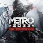 Portada oficial de de Metro 2033 Redux para PS4