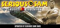 Portada oficial de Serious Sam Classics: Revolution para PC