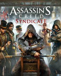 Portada oficial de Assassin's Creed Syndicate para PS4
