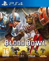 Portada oficial de Blood Bowl 2 para PS4