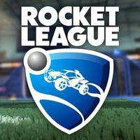 Portada oficial de Rocket League para PS4