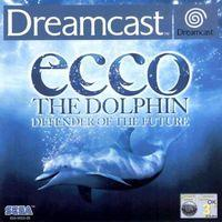 Portada oficial de Ecco the Dolphin para Dreamcast