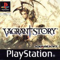 Portada oficial de Vagrant Story para PS One