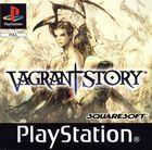 Portada oficial de de Vagrant Story para PS One