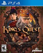 Portada oficial de de King's Quest - Chapter I: A Knight to Remember para PS4